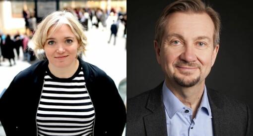 VG-Aglen: Aas Olsen trekker det vel langt om «samrøre» og «minglefest med makteliten»