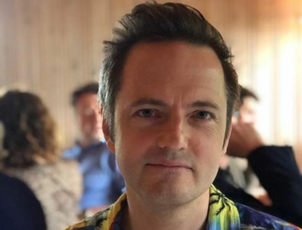 Klassekampen-journalist Jonas Brække.