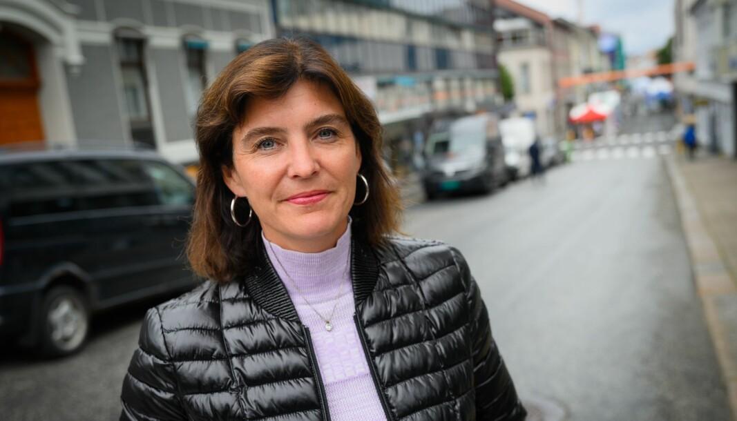 Kjersti Løken Stavrum, administrerande direktør i Tinius-stiftinga og styreleiar i Norsk PEN.