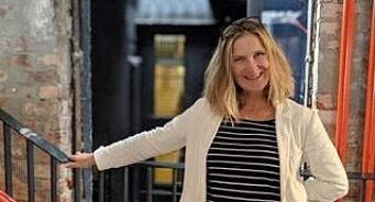 Ulrikke Linge (46) er ny kommunikasjonsansvarlig i SoCentral