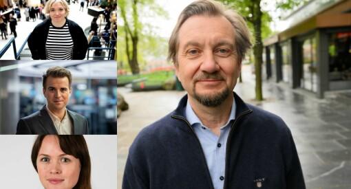 Intervjuobjektene fra Arendalsuka var ledere, toppolitikere og kommunikasjonsrådgivere