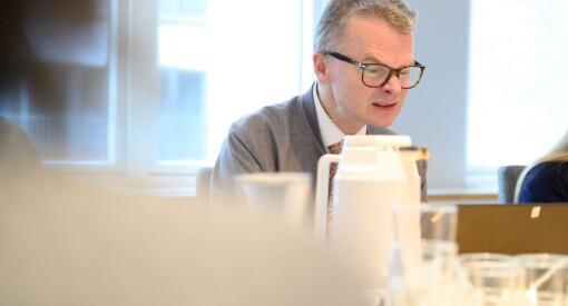 Her er utvalget som skal avgjøre VGs Giske-skjebne i PFU: Lars Helle også inhabil