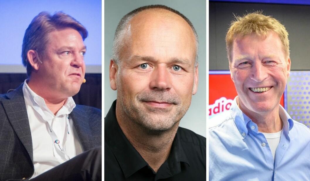Kenneth Andresen, Marius Hoel og Jim Receveur mener radioen står sterkt i Norge, på tross av kritikerne, som mener radioen har tapt seg etter FM-omleggingen.