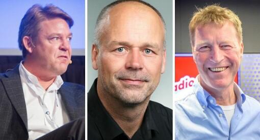 Radioen står sterkt i Norge