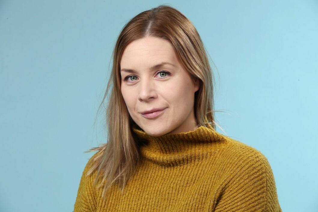 NRK P3-redaktør Camilla Bjørn.