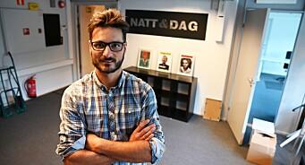 Christian Rasmussen: –Derfor solgte jeg Natt&Dag
