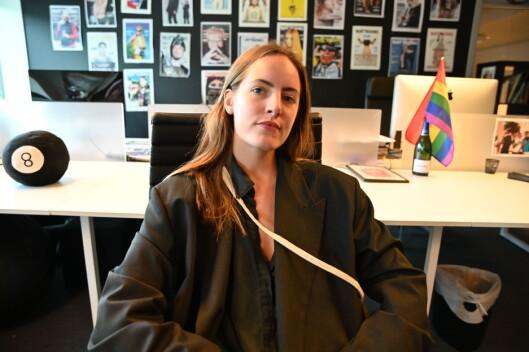 Redaktør i Natt&Dag, Ida Wammer