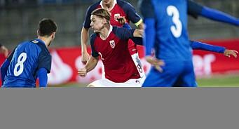 Eurosport sikret rettighetene til U21-landslagets vei til EM