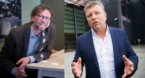 Vårt Land-redaktør i ordkrig med Vebjørn Selbekk: – Prøver han å brunskvette en konkurrent?
