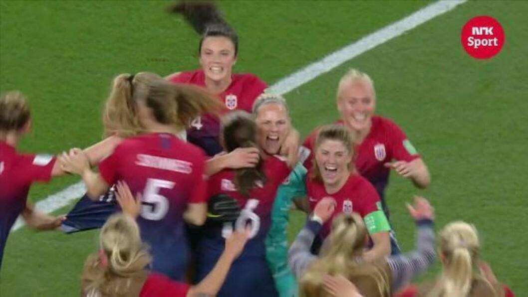 NRK har kjøpt rettighetene til fotball-EM i 2021