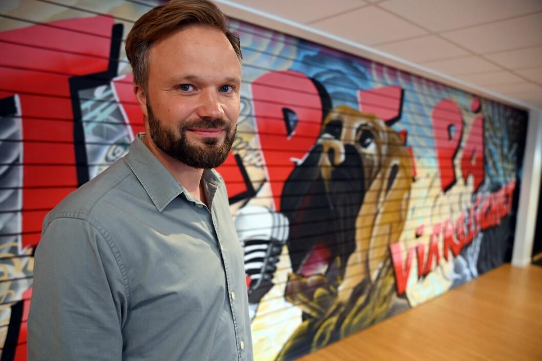 Jostein Olsens er Mastiffs nye sjef, og vil fortsette og dyrke ekspertisen som hans ansatte sitter på.