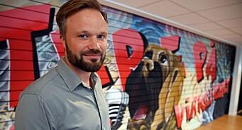 Etter 12 år i selskapet ble Jostein Olseng sjef. Slik skal han løfte Mastiff videre