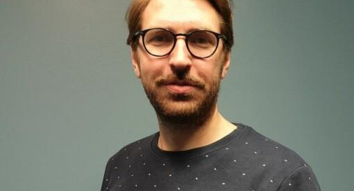 Mats Arnesen går fra VG til fast jobb i Khronos Oslo-redaksjon