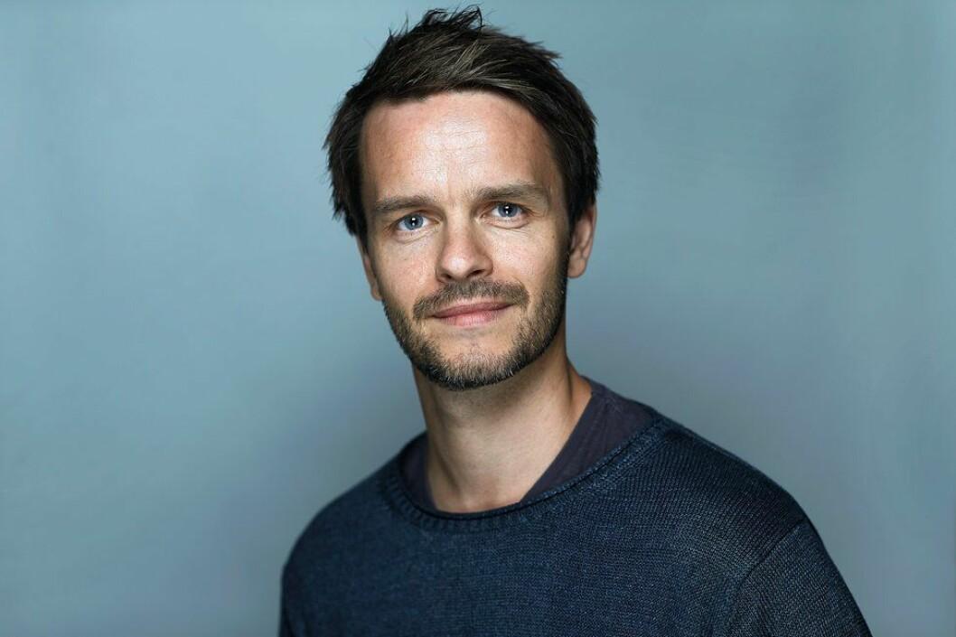 Redaktør i Politiforum, Erik Inderhaug.
