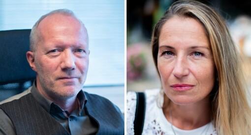 For høyt under debatt-taket, Arne Jensen?