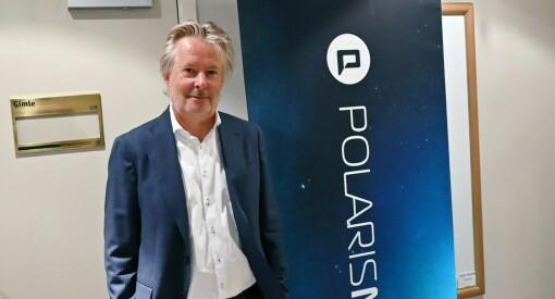 Torry Pedersen er ferdig som styreleder i Polaris Media. Blommenholm-sjef tar over