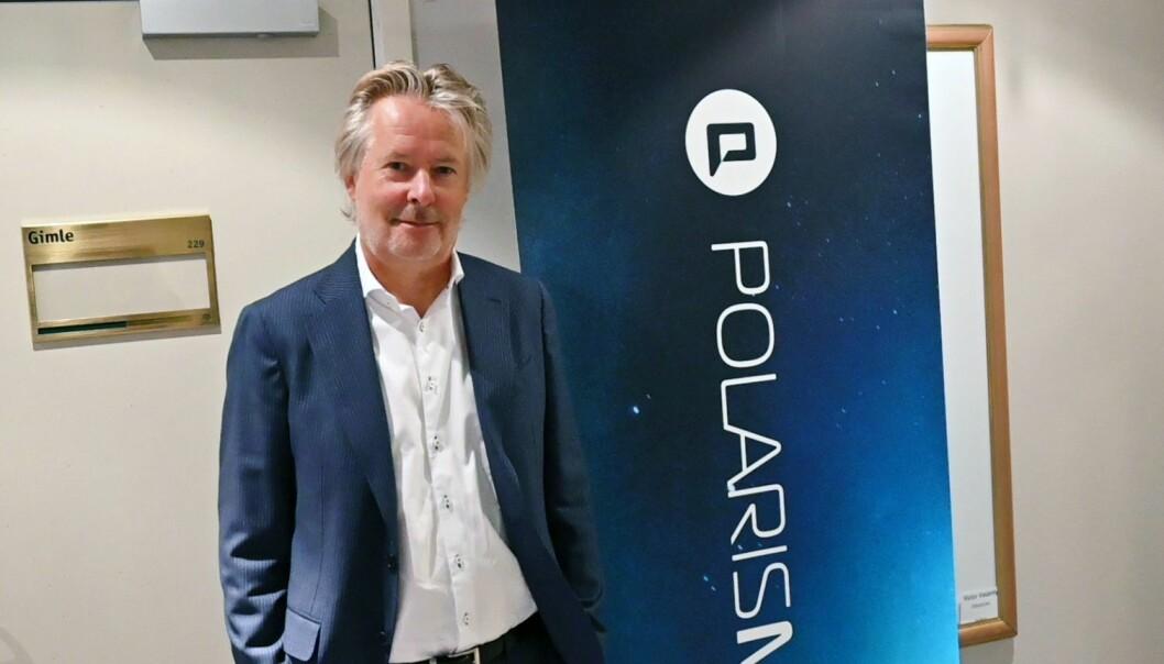 Torry Pedersen går av som styreleder i Polaris Media.
