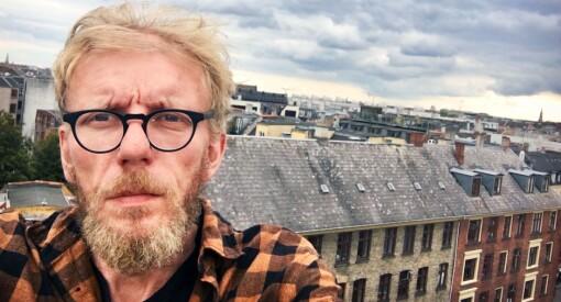 «På nattbordet»-Bjørn (52) har sagt opp i DN – satser på kjærligheten i København