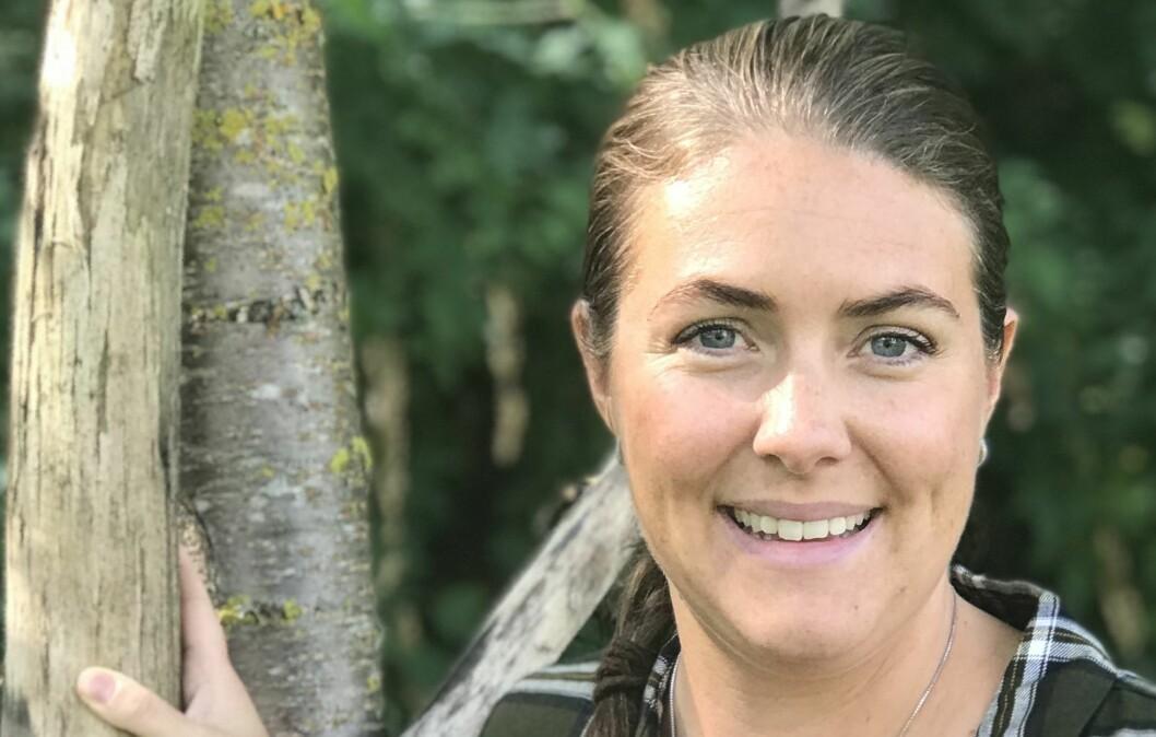 Tonja Ingrid Sødal Folkvard gleder seg til å ta over redaktørjobben.
