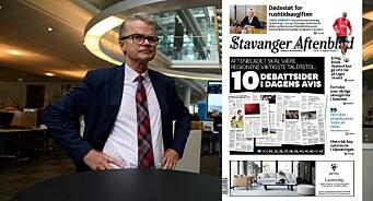 Aftenbladet vier hele ti sider av avisen til leserinnlegg før valget: – Voldsomt trøkk