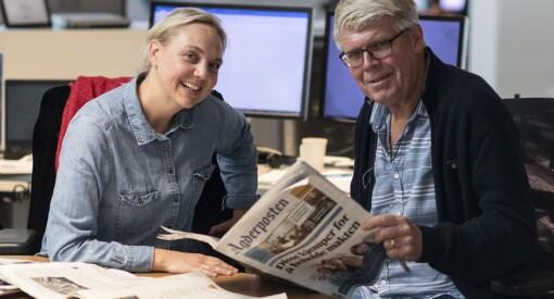 Agderposten bruker 22 sider på leserinnlegg: – Kjempeviktig