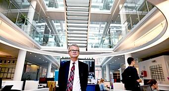 Lars Helle gjør comeback i Dagbladet - blir stabsredaktør
