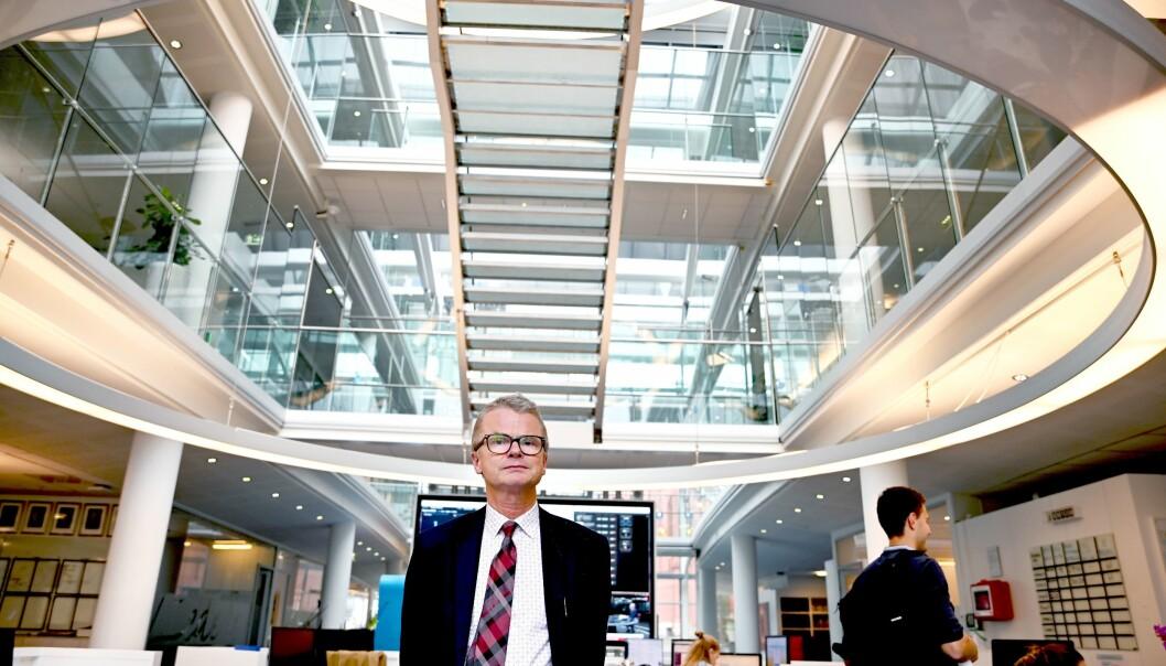 Lars Helle vender tilbake til Dagbladet etter ti års fravær.