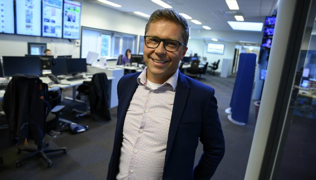 NRK Rogalands distriktsredaktør Ragnar Christensen har stått i spissen for Mediebyen Stavanger.