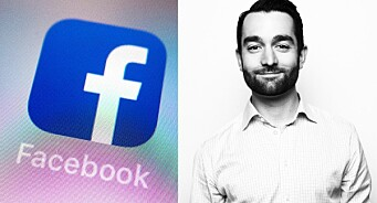 Facebook inngår videosamarbeid med nyhetsredaksjoner: –Vi ser gjerne dette i Norge også