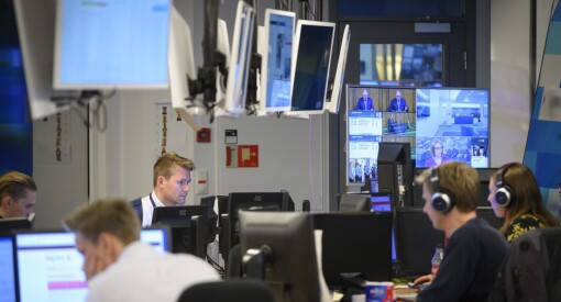 Store bemanningsutfordringar i NRK: Tilsette må omplasserast