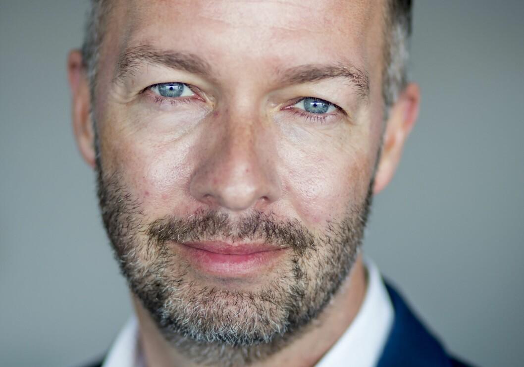 Geir Are Jensnen, gründer, hovedeier og nå utviklingsredaktør i Bodø Nu.
