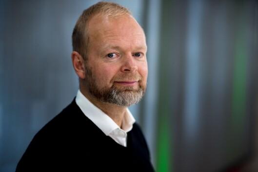 Sportsredaktør Vegard Jansen Hagen.