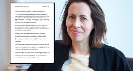 Ansatte raser mot ledelsen i Morgenbladet: Her er hele brevet sendt fra klubben
