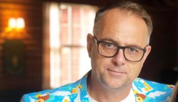 Frilansjournalist Lasse Olsrud Evensen.