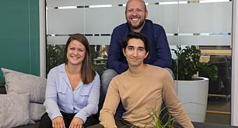 Iteo henter fra Dagbladet, E24 og WergelandApenes - ansetter tre nye kommunikasjonsrådgivere