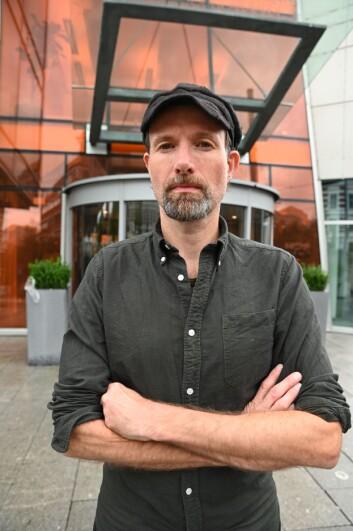 Klubbleder Jo T. Gaare i Morgenbladet.