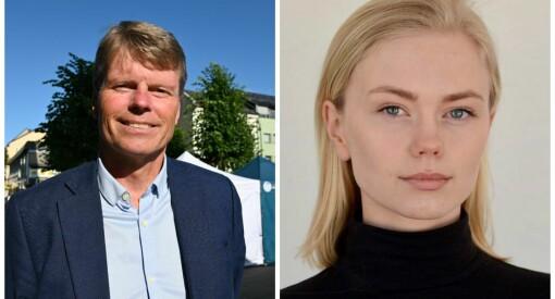Datteren blir lokalpolitiker - slik blir begrensningene for Fædrelandsvennens politiske redaktør