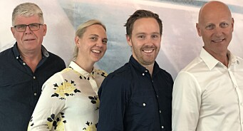 Øystein Bjerkestrand (32) er ny digitalredaktør i Agderposten