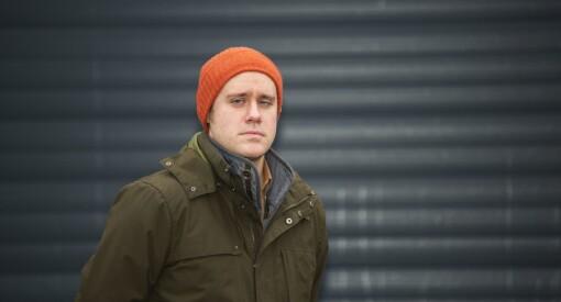 Megafon-redaktør Petter Lønningen går til Høyskolen Kristiania i Bergen