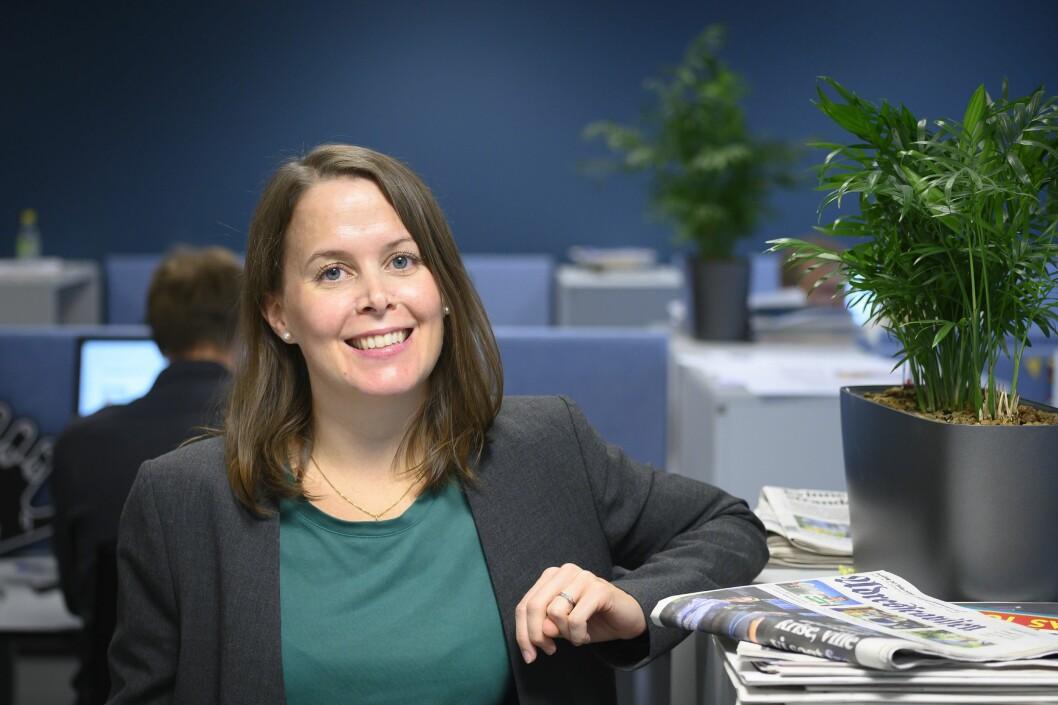 Politisk kommentator Siv Sandvik blir ny politisk redaktør i Adresseavisen.