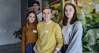 Elevene fra Lillestrøm fikk ikke snakke i Kringkastingsrådet: – Jeg er frustrert og sint