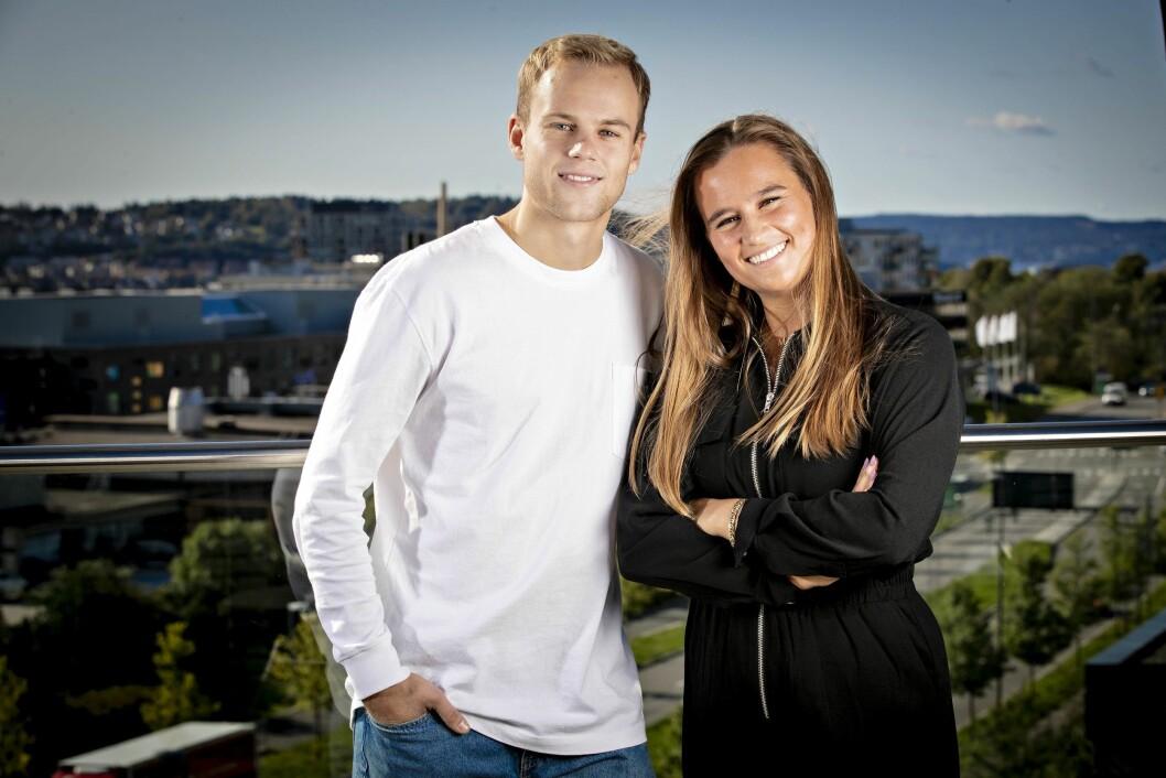 Dagbladet TV satser med nytt sportsprogram. Melina Pambou og Henrik Ljosland Waale skal lede sendingene.