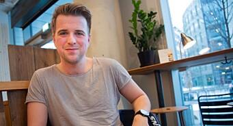 Mathias Fischer (26) om å forlate TV 2: – Jeg følte meg rastløs