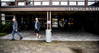 Nei, NRK. Det er ikke Norgesrekord med 100 års Ap-styre i Stange