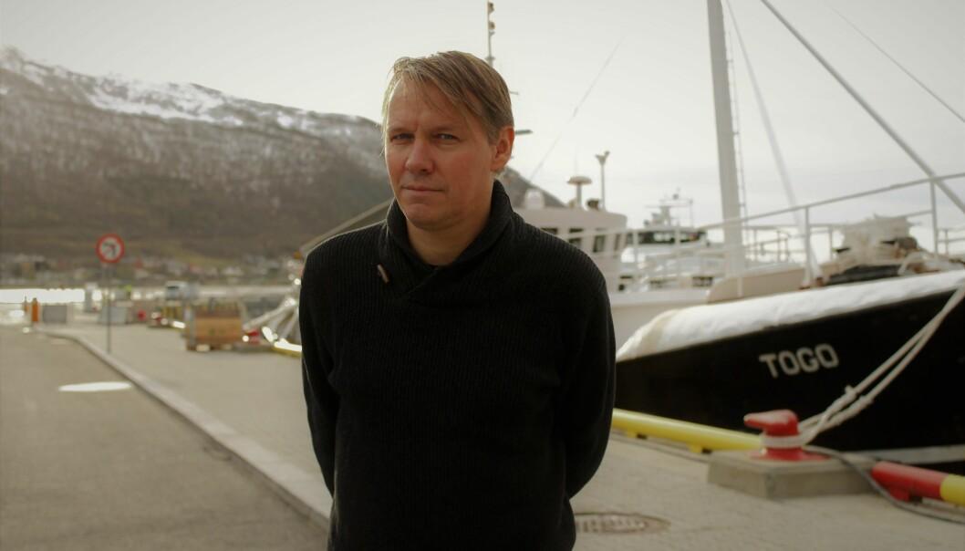 Stig Jakobsen blir redaktør i Nidaros.