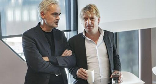 Agderposten-eier Willem Sijthoff ville styre, men ga seg for Polaris Media