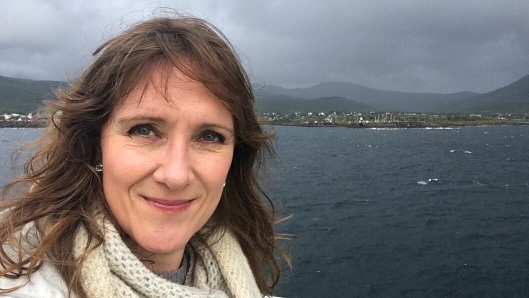 Eva Stenbro, konserntillitsvalgt i Amedia.