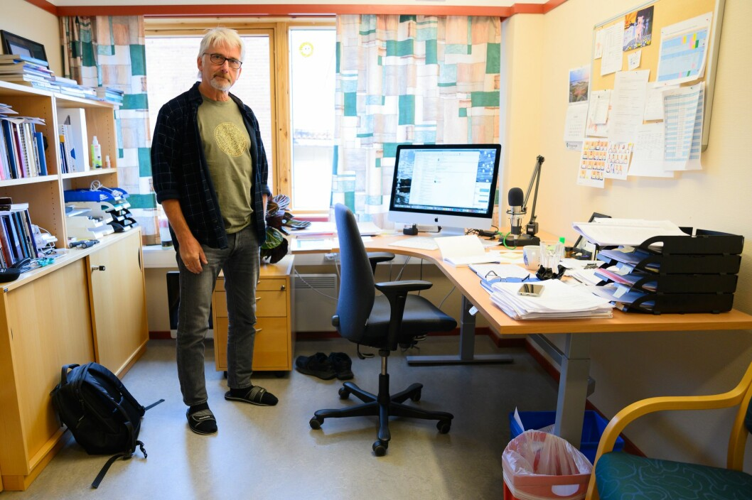 Bengt Morten Engan, førsteamanuensis og studieprogramansvarleg for bachelor i journalistikk ved Nord universitet i Bodø.