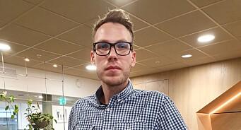 Bjarne Krogstad blir kommunikasjonsrådgiver i NITO