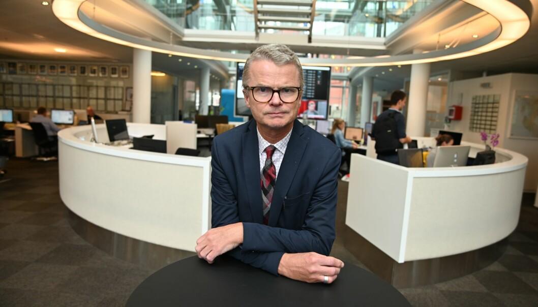 Sjefredaktør i Stavanger Aftenblad, Lars Helle, blir stabsredaktør hos sin gamle arbeidsgiver, Dagbladet.